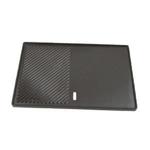 Cast Iron hot plate is excellent to use with standard cooking frame on an Outdoor Fireplace.