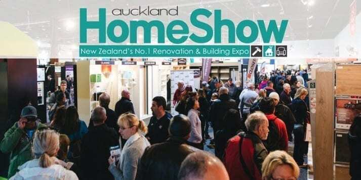 Flare outdoor fires in Auckland Homeshow