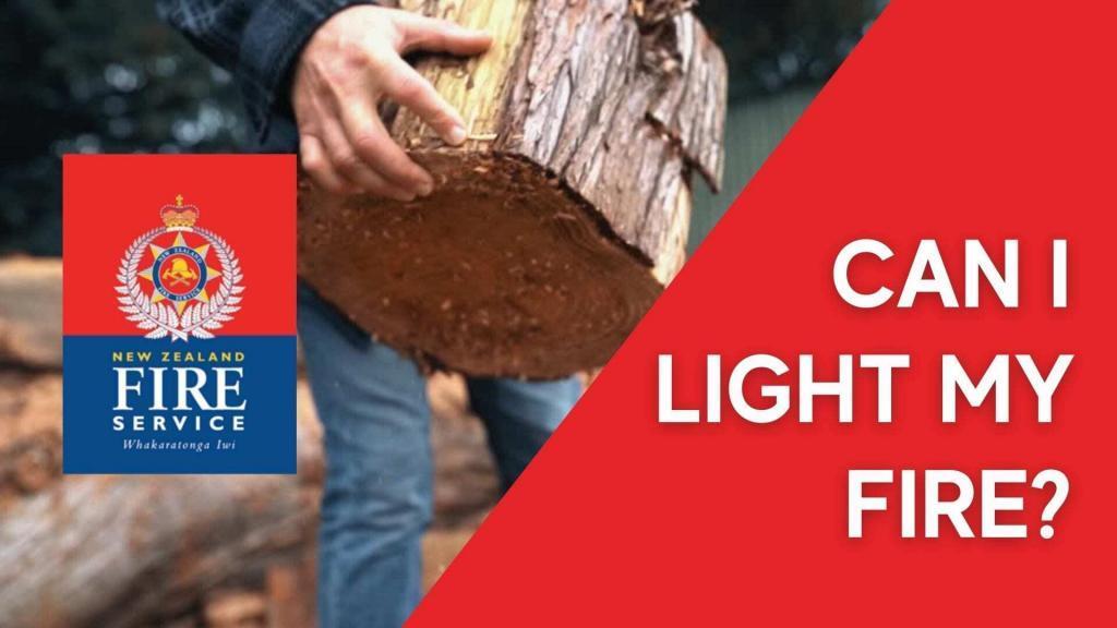 Can I Light My Outdoor Fireplace - NZ Fire Service